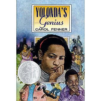 Yolonda's Genius by Carol Fenner - 9780689800016 Book