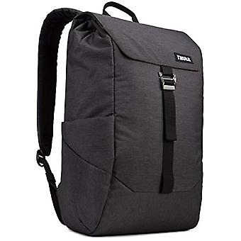 Thule Lithos 16L Polyester Backpack - for 15&apos Macbook Laptops; or 14&apos PC; and a 10.1&apos Tablet; - Black