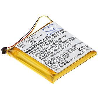 بطارية سماعة لاسلكية ليدق AEC643333 PA-BT05 ستوديو 2.0 لي بوليمر جديد