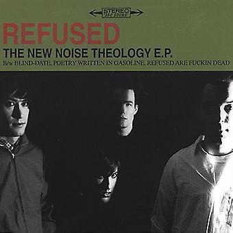 Refused - New Noise Theology EP [CD] USA import