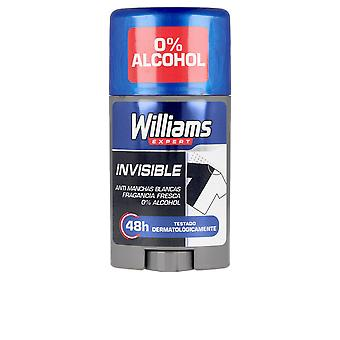 Williams Invisible 48h Deo Stick 75 Ml For Men