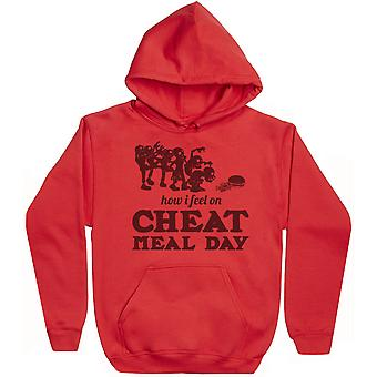 How I Feel On Cheat Meal Day - Mens Hoodie
