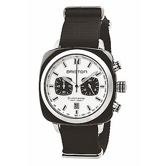 Briston 17142.SA.BS.2.NB Clubmaster Sport Wristwatch