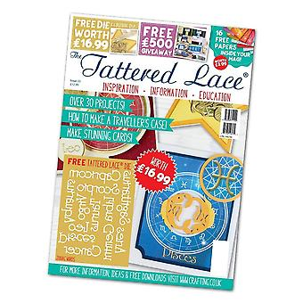 Tattered Lace The Issue 33 Magazine, Multi-Colour