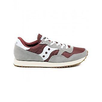Saucony - Schuhe - Sneakers - DXN_S70369_36 - Herren - gray,maroon - 43