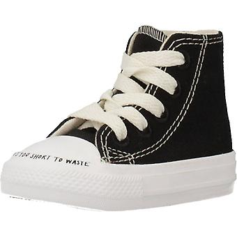 Converse Zapatillas Ctas Hi Color Whiteblack