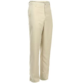Island Green Mens Straight Leg Formal Golf Trousers