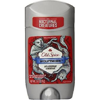 Old Spice Wild Collection Wolfthorn Scent Anti-Perspirant