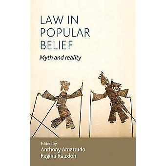 Law in Popular Belief by Anthony Amatrudo