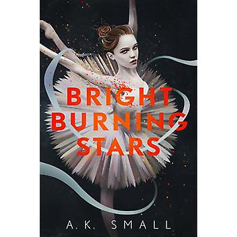 Bright Burning Stars by A K Small