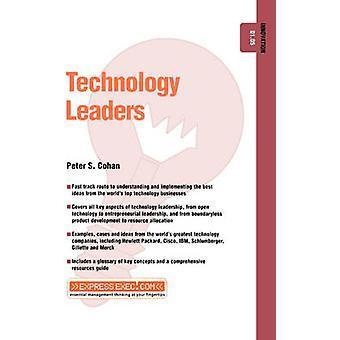 قادة التكنولوجيا ببيتر س. كوهان-كتاب 9781841123813