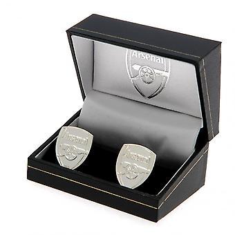Arsenal FC hopeoitu Crest kalvosinnapit
