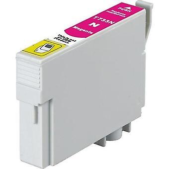 73N/T0733 pigment magenta compatibele inkjetcartridge