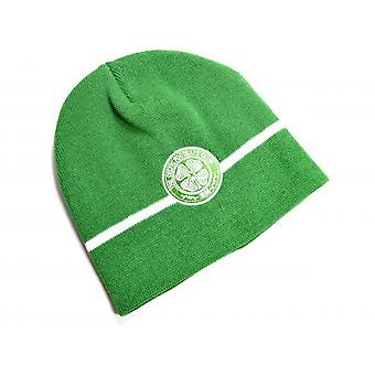 Celtic FC Unisex Adults Basic Knitted Beanie Hat