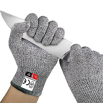 XL Safety Glove for Chef HPPE category 5