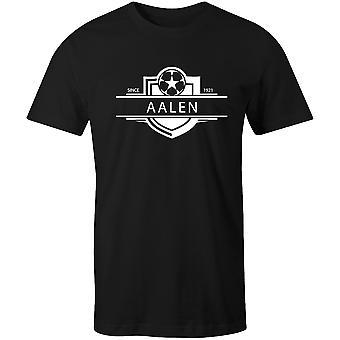 Aalen 1921 gevestigde badge voetbal T-shirt