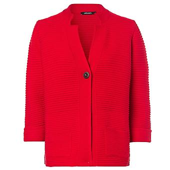 OLSEN Olsen Spicy Red Cardigan 11003121