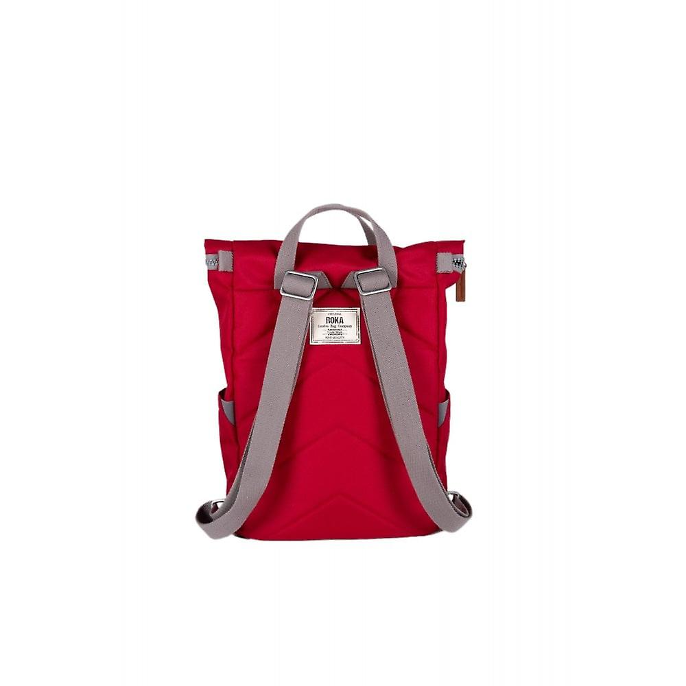Roka Bags Finchley A Large Volcanic Red