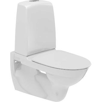 WC-tuoli Ifö Spira 6293 seinään asennettava Complete, myös pehmeä istuin