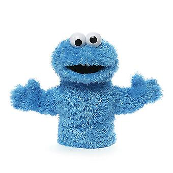 Plush - Sesame Street - Hand Puppet Cookie Monster Soft Doll Toys 075853