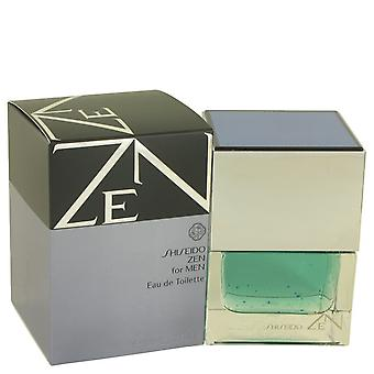 Zen av Shiseido Eau de Toilette spray 3,4 oz/100 ml (menn)