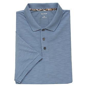 OLYMP Olymp Blue Polo Shirt 5420 52 15