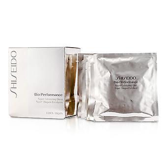 Shiseido bio výkon exfoliační disky 8disky