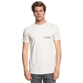 Quiksilver Herren das Original T-Shirt Light Beige