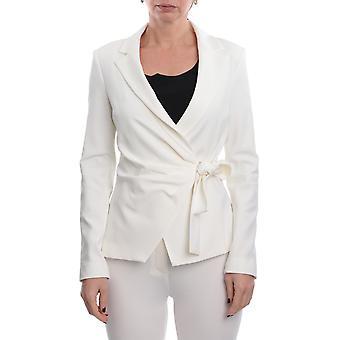Pinko 1g14wa5872z05 Women's White Viscose Dress