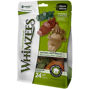 Whimzees Dental Snack For Dogs With Crocodile Shape (Dogs , Treats , Dental Hygiene)