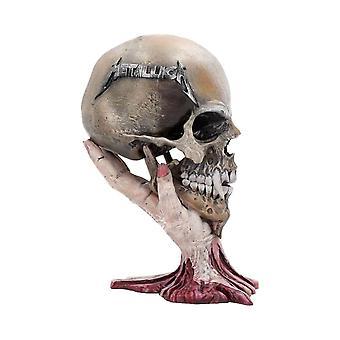 Metallica Sad But True Collectable 22cm Skull Figurine