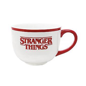Stranger Things, Mugg - Demogorgon