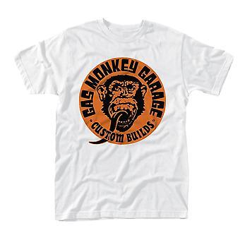Gas Monkey Garage Custom bygger officielle Tee T-shirt Unisex