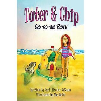 Tater  Chip Go to the Beach by Litscher & Kari