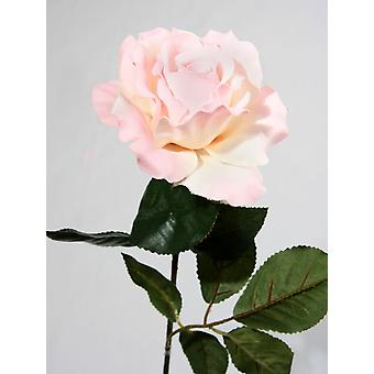 Artificial Silk Premium Rose Medium Single Stem