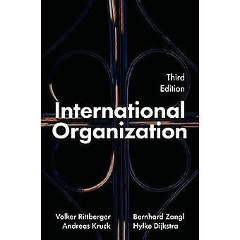 Organización Internacional por Volker Rittberger - Libro 9781137610041
