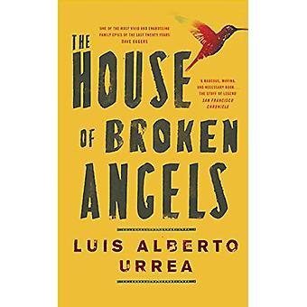 The House of Broken Angels de Luis Alberto Urrea - 9781529359299 Livre