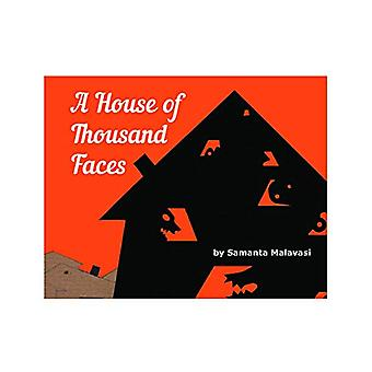 A House of Thousand Faces - Story Book by Samantha Malavasi - 97893832