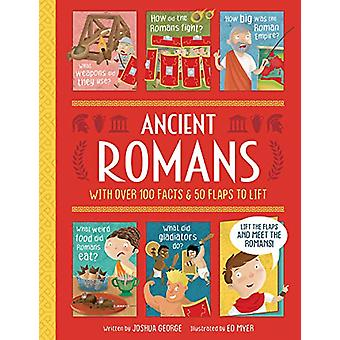 Ancient Romans by Joshua George - 9781789584998 Book