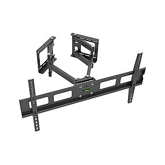 Cornerstone Series Full-Motion Articulating TV Wall Mount Bracket For TVs 93cm to 132cm Max Weight 59 kgs., VESA Patterns Up to 800x400 by Monoprice
