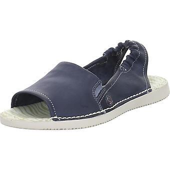Softinos TEE430SOF P900430000NAVYWASHED universal summer women shoes