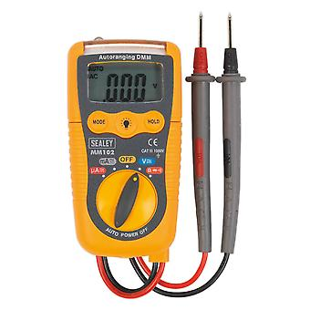 Sealey Mm102 professionelle Auto-Ranging Digital-Multimeter
