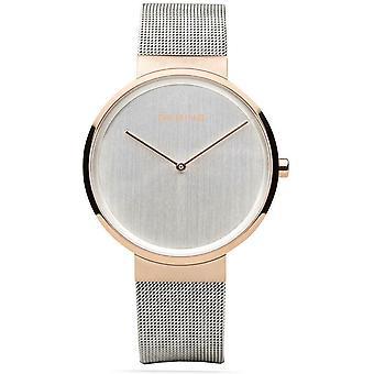 Bering Herren Uhr Armbanduhr Classic - 14539-060 Meshband