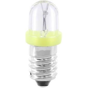 BeLI-BECO bombilla LED E10 LED amarillo