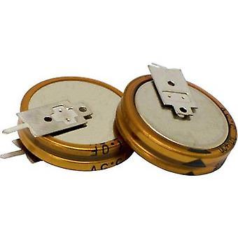 Korchip DCL5R5155VF EDLC 1.5 F 5.5 V (Ø x H) 19.0 mm x 19.5 mm 1 pc(s)
