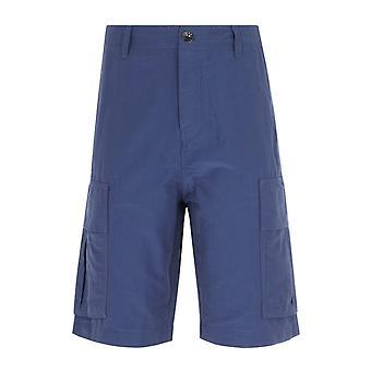 Hübsche grüne Cargo Metallic Marine Shorts