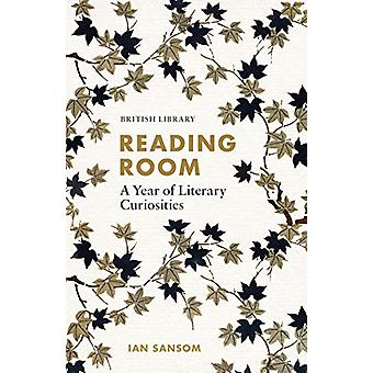 Reading Room - A Year of Literary Curiosities by Ian Sansom - 97807123