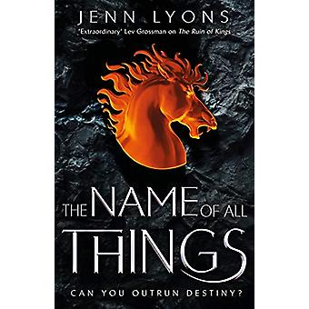 The Name of All Things by Jenn Lyons - 9781509879533 Book