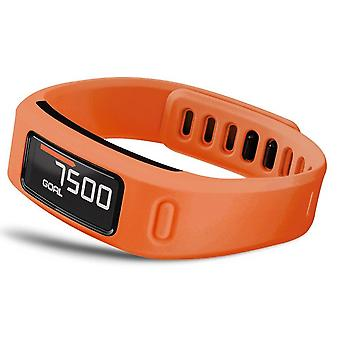 Replacement Wristband Bracelet Band Strap for Garmin Vivofit[Large,Orange] BUY 2 GET 1 FREE Supplier 18