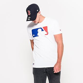 New Era Major League Baseball Logo T-shirt